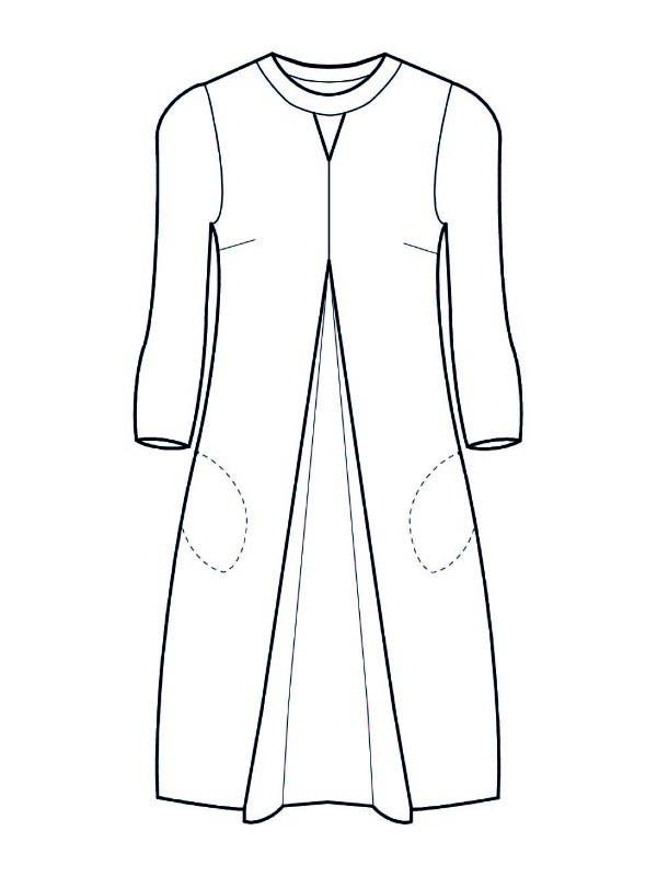 Alix technische Zeichnung