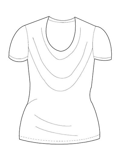 Aqua Technische Zeichnung