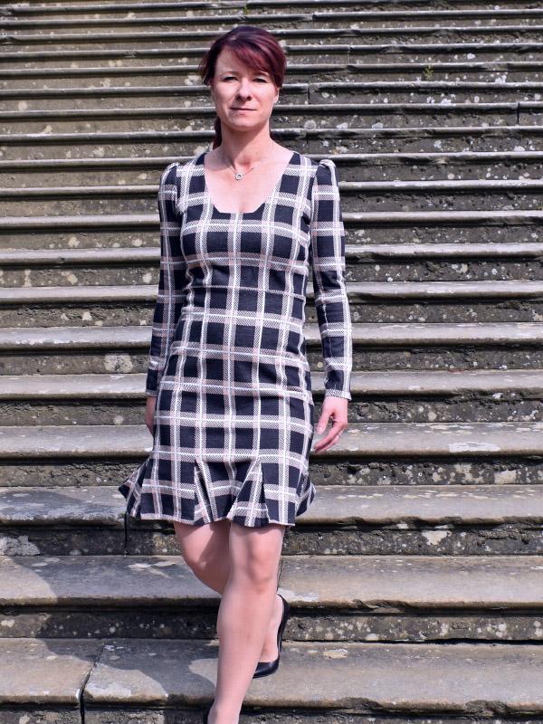Kleid Elfie Treppe julia