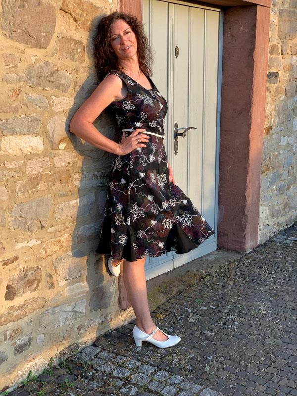 Kleid Elfie Flammenco stephanie