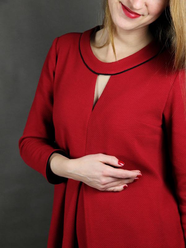 Kleid Alix Ivonne rot