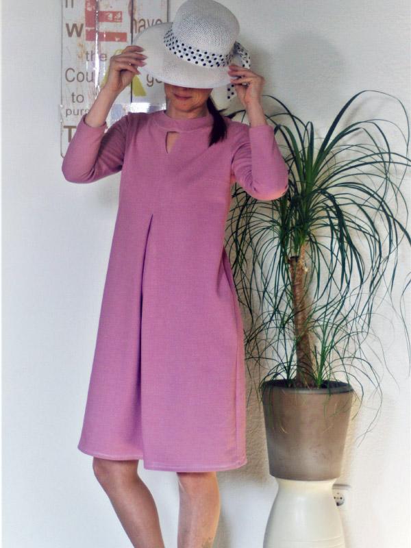 Kleid Alix rosa