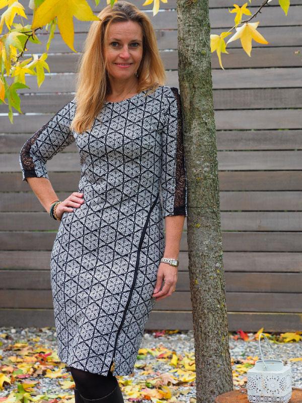 Kleid Sarana grau Schweiz