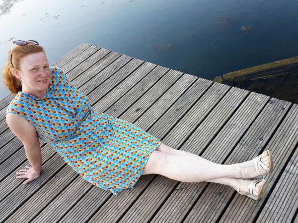 Kleid Rita kurz