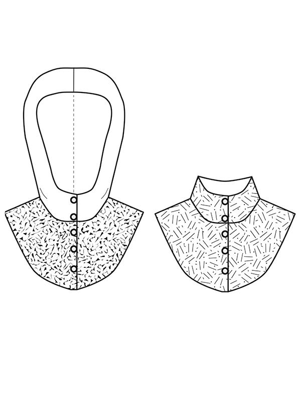 Gugeline Technische Zeichnung