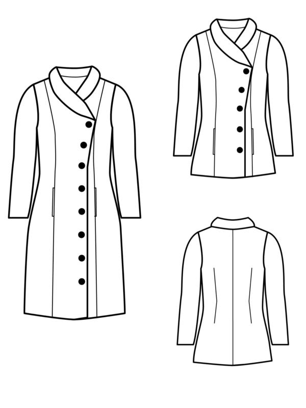 Natalja technische Zeichnung